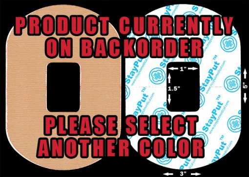 Product currently on backorder; please select another color
